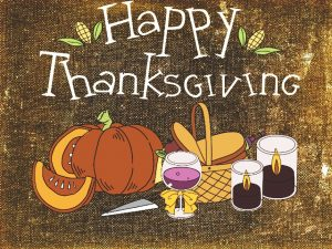 Happy Thanksgiving from the Avaz Team