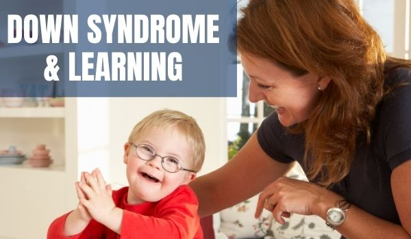 Child with Down Syndrome