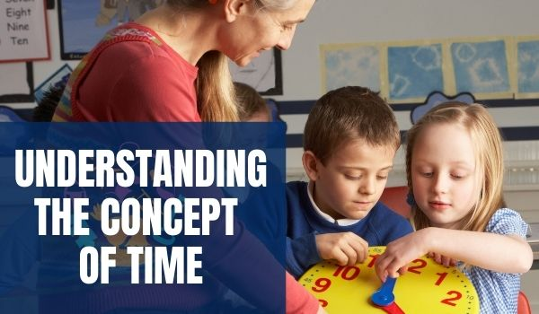 Telling time using AAC