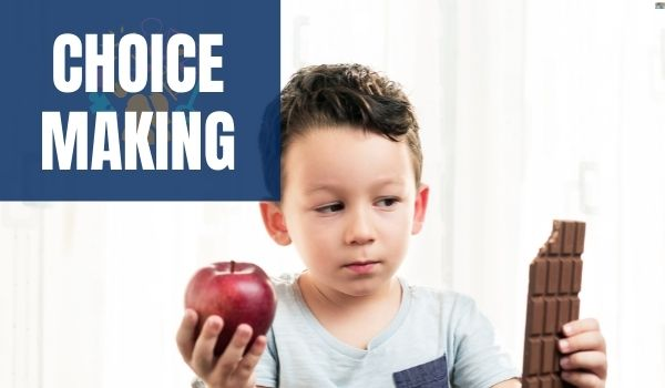 Choice making in AAC Learners